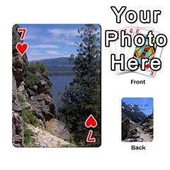 Out West Cards By Terri   Playing Cards 54 Designs   Vrzd1uzgkdos   Www Artscow Com Front - Heart7