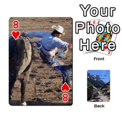 Out West Cards By Terri   Playing Cards 54 Designs   Vrzd1uzgkdos   Www Artscow Com Front - Heart8