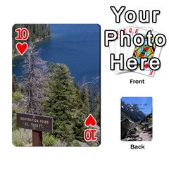 Out West Cards By Terri   Playing Cards 54 Designs   Vrzd1uzgkdos   Www Artscow Com Front - Heart10