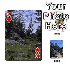 King Out West Cards By Terri   Playing Cards 54 Designs   Vrzd1uzgkdos   Www Artscow Com Front - HeartK