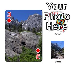 Out West Cards By Terri   Playing Cards 54 Designs   Vrzd1uzgkdos   Www Artscow Com Front - Diamond3