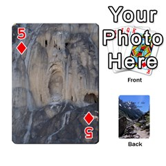 Out West Cards By Terri   Playing Cards 54 Designs   Vrzd1uzgkdos   Www Artscow Com Front - Diamond5