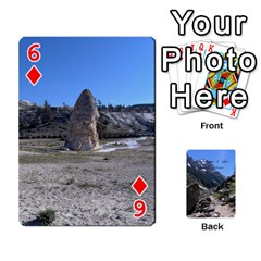 Out West Cards By Terri   Playing Cards 54 Designs   Vrzd1uzgkdos   Www Artscow Com Front - Diamond6