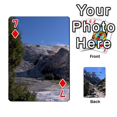 Out West Cards By Terri   Playing Cards 54 Designs   Vrzd1uzgkdos   Www Artscow Com Front - Diamond7