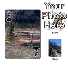 Out West Cards By Terri   Playing Cards 54 Designs   Vrzd1uzgkdos   Www Artscow Com Front - Club3
