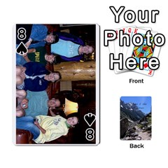 Out West Cards By Terri   Playing Cards 54 Designs   Vrzd1uzgkdos   Www Artscow Com Front - Spade8