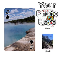 Jack Out West Cards By Terri   Playing Cards 54 Designs   Vrzd1uzgkdos   Www Artscow Com Front - SpadeJ