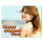 summer time  - Jigsaw Puzzle (Rectangular)