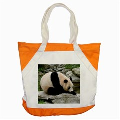 Giant Panda Accent Tote Bag by ironman2222
