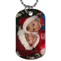 Bakers By Faith Hale   Dog Tag (two Sides)   8883f9cu761m   Www Artscow Com Back