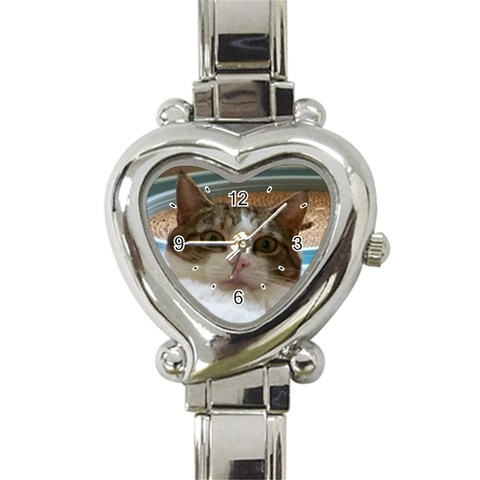 By Kathy Shoemaker   Heart Italian Charm Watch   Ppum6h10s5vb   Www Artscow Com Front
