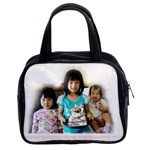 kid bag - Classic Handbag (Two Sides)