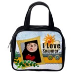 I love summer - Classic Handbag (One Side)