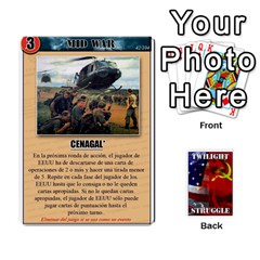 Twilight Struggle 1 By Jorge   Playing Cards 54 Designs   H2qc1iyzzuef   Www Artscow Com Front - Heart2