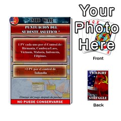 Twilight Struggle 1 By Jorge   Playing Cards 54 Designs   H2qc1iyzzuef   Www Artscow Com Front - Heart5