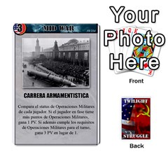 Twilight Struggle 1 By Jorge   Playing Cards 54 Designs   H2qc1iyzzuef   Www Artscow Com Front - Heart6
