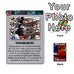 Twilight Struggle 1 By Jorge   Playing Cards 54 Designs   H2qc1iyzzuef   Www Artscow Com Front - Heart8