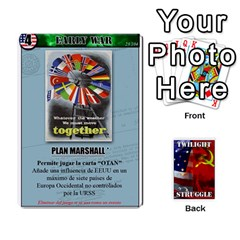 Twilight Struggle 1 By Jorge   Playing Cards 54 Designs   H2qc1iyzzuef   Www Artscow Com Front - Diamond8