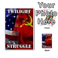 Twilight Struggle 1 By Jorge   Playing Cards 54 Designs   H2qc1iyzzuef   Www Artscow Com Back
