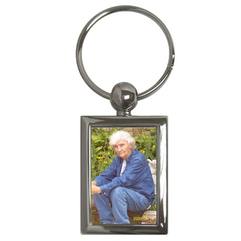 Designer Key Chain By Judy   Key Chain (rectangle)   B633ytulqx22   Www Artscow Com Front