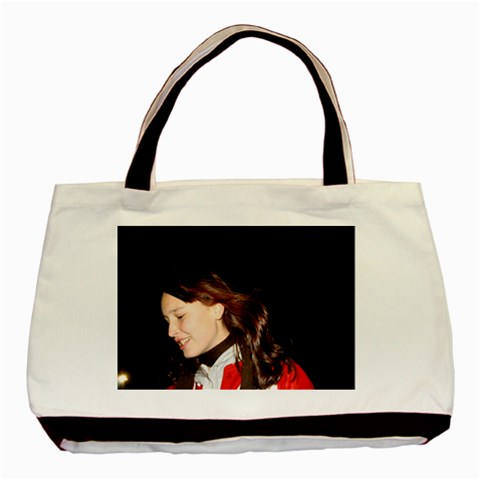 Classic Tote By Michele Sanders   Basic Tote Bag   E1akc77p28lo   Www Artscow Com Front
