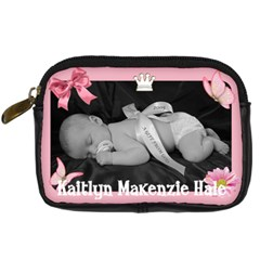 Grandbabies Camera Bag By Faith Hale   Digital Camera Leather Case   Dvmqje16w6tm   Www Artscow Com Front