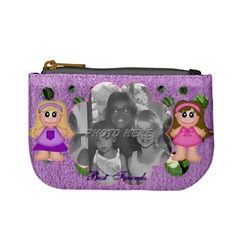 Best Friends By Brookieadkins Yahoo Com   Mini Coin Purse   5db98avxy9rc   Www Artscow Com Front