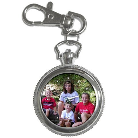 Watch By Christy   Key Chain Watch   Z6rda044hiww   Www Artscow Com Front