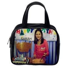 Purse2 By Robin Foster   Classic Handbag (two Sides)   1n2zfdz5djm2   Www Artscow Com Back