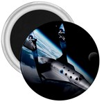 SpaceShip.jpg space travel 3  Magnet