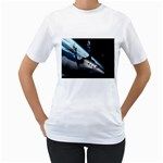 SpaceShip.jpg space travel Women s T-Shirt