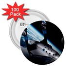 SpaceShip.jpg space travel 2.25  Button (100 pack)