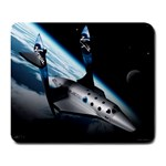 SpaceShip.jpg space travel Large Mousepad