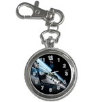 SpaceShip.jpg space travel Key Chain Watch