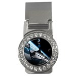 SpaceShip.jpg space travel Money Clip (CZ)