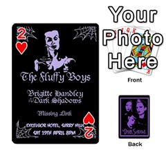 Darks2 By Brett Barker   Playing Cards 54 Designs   Lk4knar4nuuw   Www Artscow Com Front - Heart2