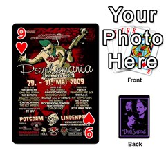 Darks2 By Brett Barker   Playing Cards 54 Designs   Lk4knar4nuuw   Www Artscow Com Front - Heart9