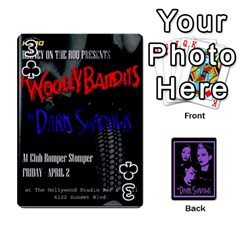 Darks2 By Brett Barker   Playing Cards 54 Designs   Lk4knar4nuuw   Www Artscow Com Front - Club3