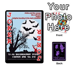 Darks2 By Brett Barker   Playing Cards 54 Designs   Lk4knar4nuuw   Www Artscow Com Front - Joker2