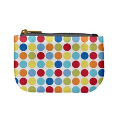 Dots By Brenda   Mini Coin Purse   7pkq4nkzllwe   Www Artscow Com Front