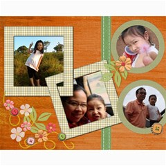 My Little Girl 8x10 Canvass By Purplekiss   Collage 8  X 10    Dpzas7m0kat8   Www Artscow Com 10 x8 Print - 3