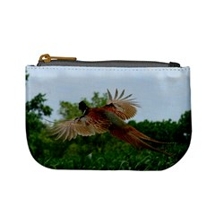 Pheasant Coin Purse By Jennifer Sneed   Mini Coin Purse   0wxclfvdc620   Www Artscow Com Front