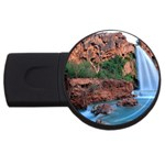 * USB Flash Drive Round (1 GB)