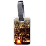 * Luggage Tag (one side)