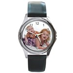 Ken s watch - Round Metal Watch