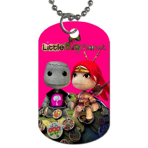 By Nikole   Dog Tag (one Side)   N8pnnxrzn515   Www Artscow Com Front