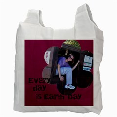 My New Reusable Bag!  By Lynda   Recycle Bag (two Side)   F1ra5c4kal36   Www Artscow Com Back