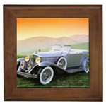 GCOC0086_1931_Bentley_8_Liter_Convertible_Coupe Framed Tile