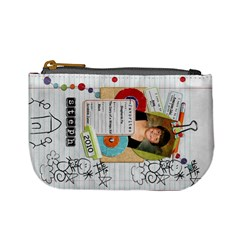 Steph s Mini Change Purse By Sheila Irish   Mini Coin Purse   Z0qm7p19go2u   Www Artscow Com Front