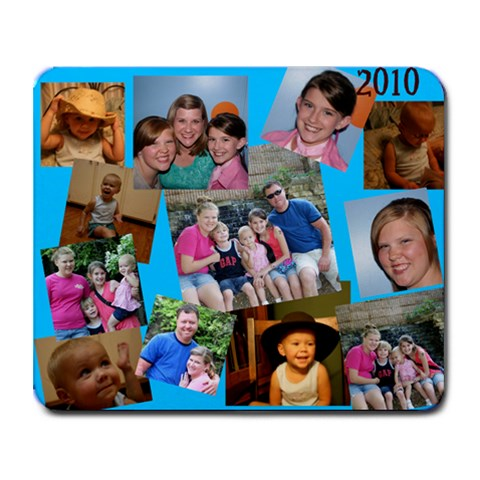 Mousepad By Christy Goodwin   Collage Mousepad   Um6zua4w0bim   Www Artscow Com 9.25 x7.75  Mousepad - 1